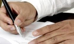 Opinie pisma, podpisów idokumentów